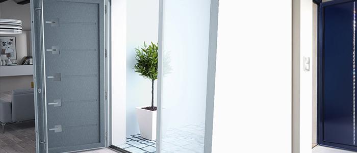 Menuiserie aluminium, portes, fenêtres, devantures de magasins à Marseille 13